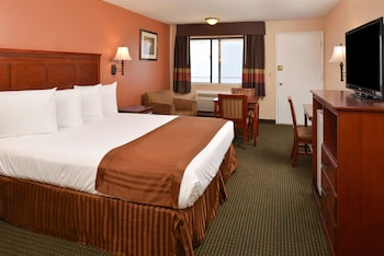 Americas Best Value Inn & Suites East Bakersfield