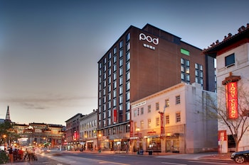 Pod Hotel Dc Washington
