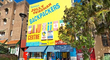 Jolly Swagman Backpackers
