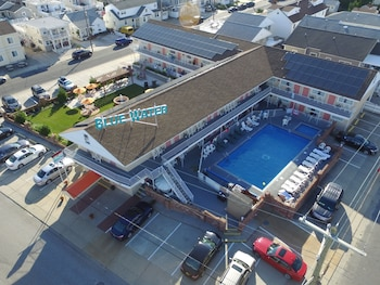 Blue Water Motel Wildwood Crest